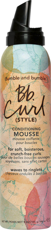 Curl Conditioning Mousse 146 ml.
