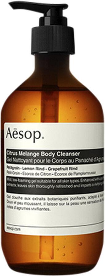 Citrus Melange Body Cleanser 500mL
