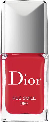 DIOR Dior Vernis 080 Red Smile