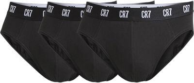 CR7 Main Basic, Brief, 3-pack