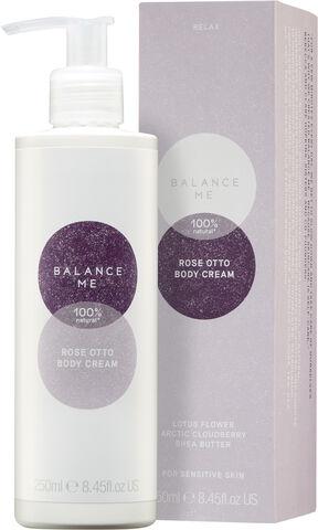 Balance Me Rose Otto Cream