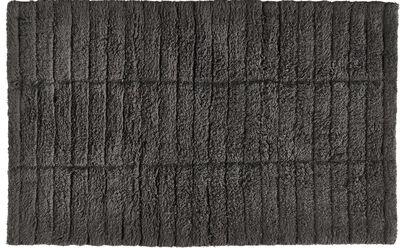 Bademåtte Anthracite Tiles