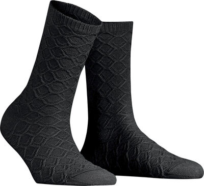 FALKE Argyle Wool SO
