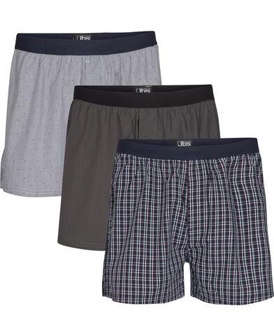 JBS 3-pack boxershorts