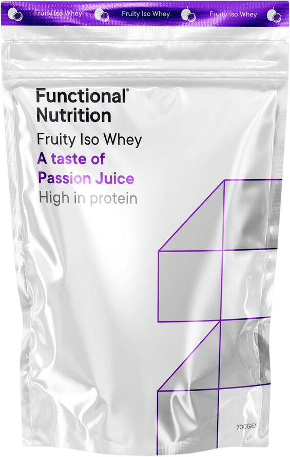 Iso Whey Fruity - Passion Juice 700 gr.