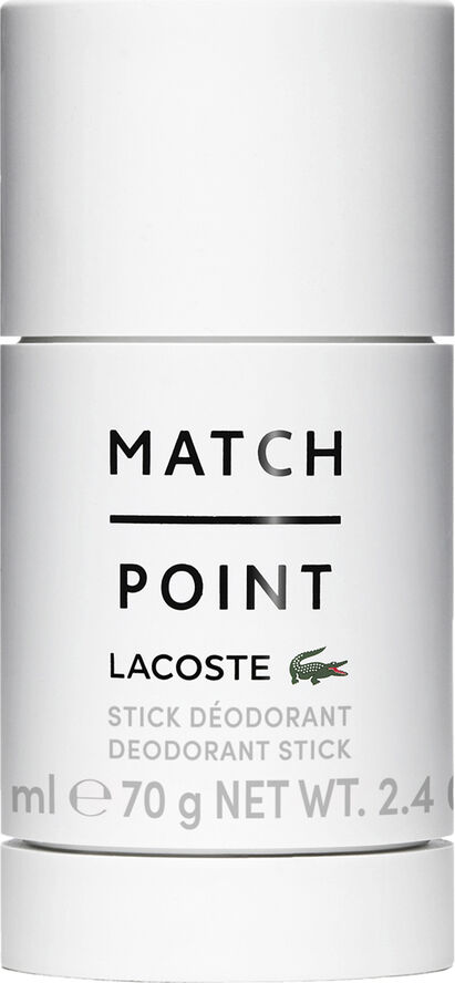 Lacoste Match point Deodorant stick 75 ML