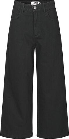 Calm black jeans