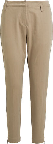 Twill stretch relax fit pant
