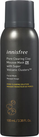 Pore Clearing Mousse Mask 2X - Super Volcanic Clusters