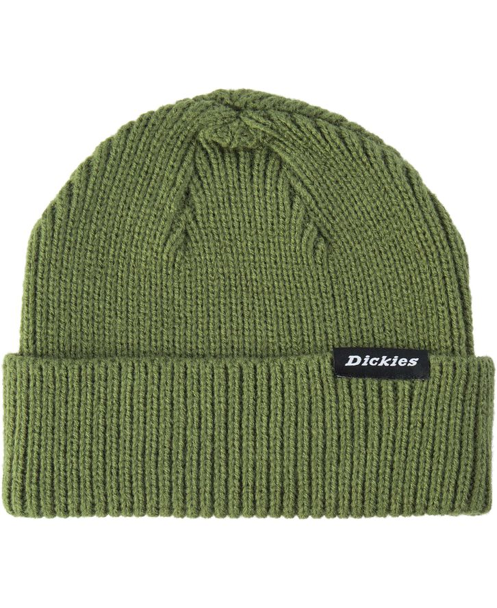 WOODWORTH BEANIE ARMY GREEN