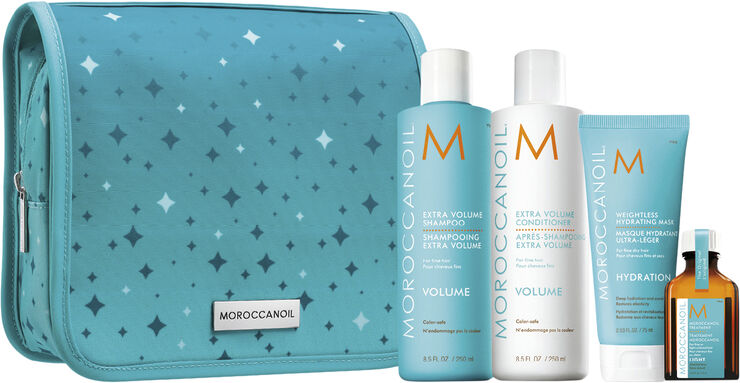 Moroccanoil Christmas Box, Volume