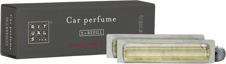 Life is a Journey - Refill Samurai Car Perfume