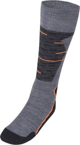 Asivik Ski Sock, Grey