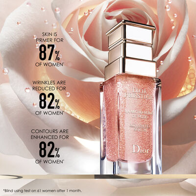 Prestige  La Micro-Huile de Rose Advanced Serum