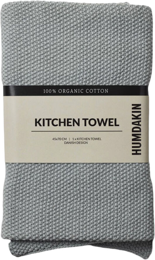 Knitted kitchen towel