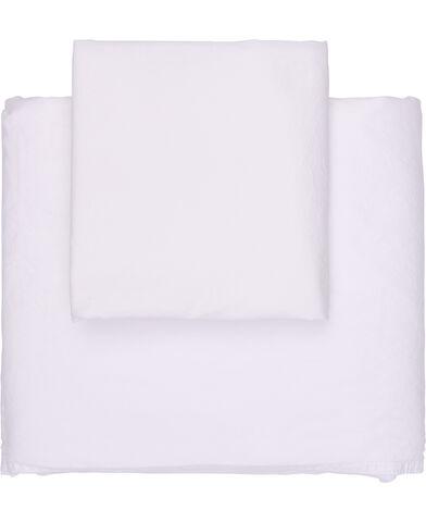 Stonewashed white - GOTS