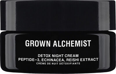 Detox Night Cream: Peptide-3, Echinacea, Reishi Extract