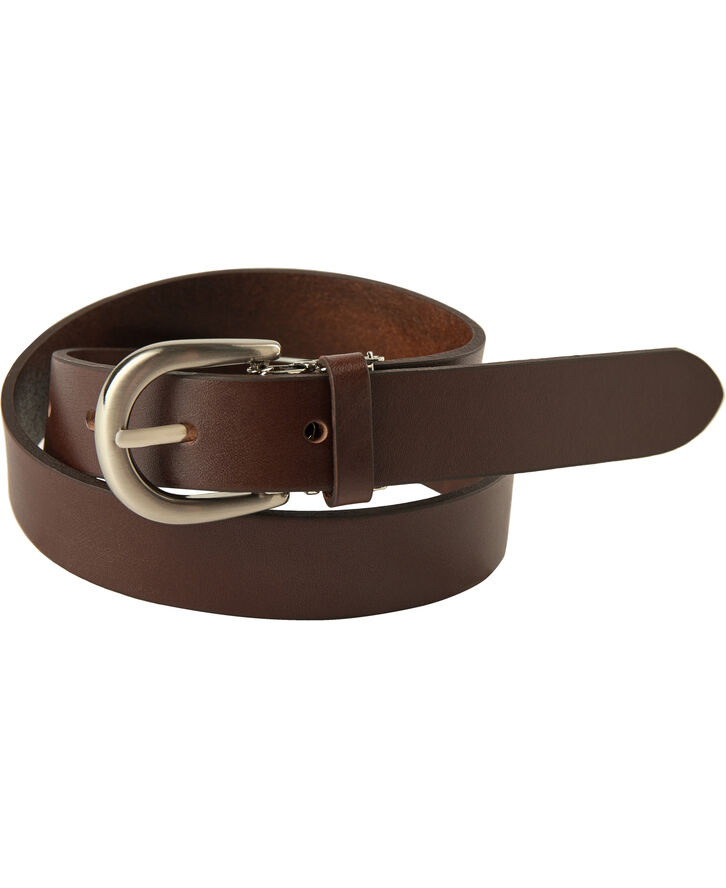 DEXTER LEATHER BELT