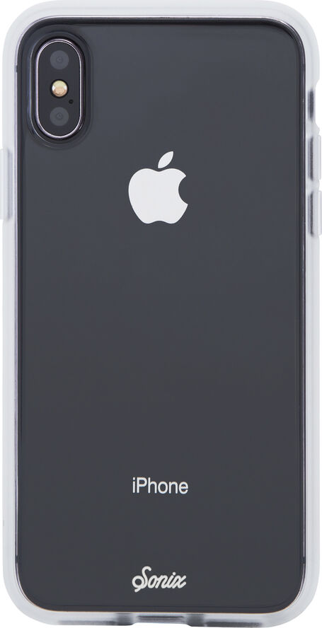 CLEAR COAT FOR IPHONE XS MAX - CLEAR