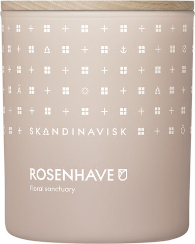 ROSENHAVE Scented Candle w Lid 200g