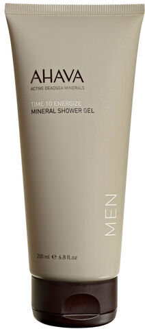 Men Mineral Shower Gel
