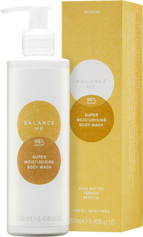 Balance Me Super Moisturising Body Wash