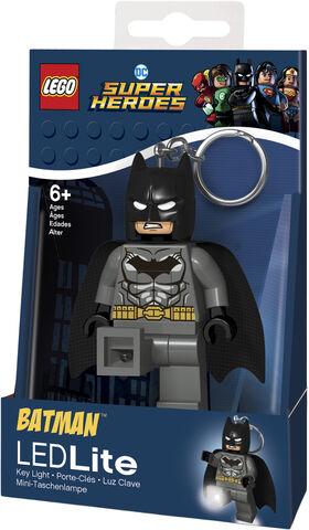 BATMAN Key chain with LED light
