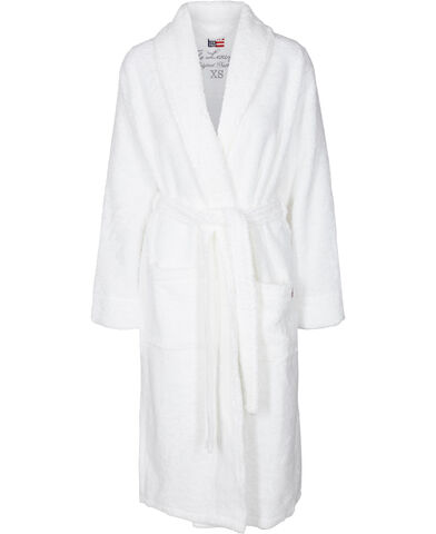 Lexington original badekåbe hvid