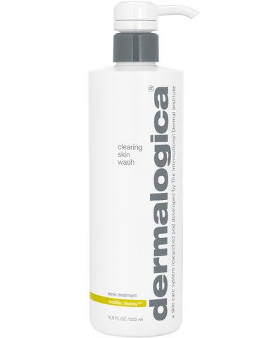Clearing Skin Wash 500 ml.