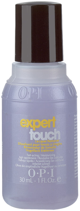 Expert Touch Laquer Remover 30 ml.