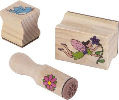 Stamp-a-Scene-Fairy Garden
