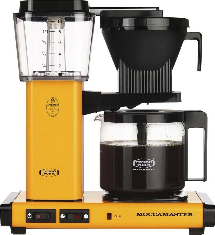 Kaffemaskine Yellow Pepper