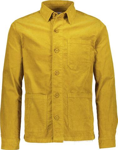 Corduroy overshirt L/S