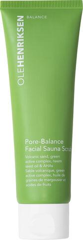 Pore-Balance Facial Sauna Scrub 89 ml.