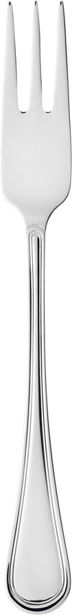 Oxford kagegaffel blank stål L16,2cm