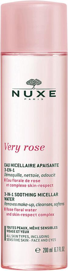 Very Rose Cleansing Water V Dry Sens Skin