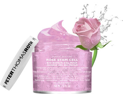 Rose Stem Cell Bio-Repair Gel Mask 150 ml.