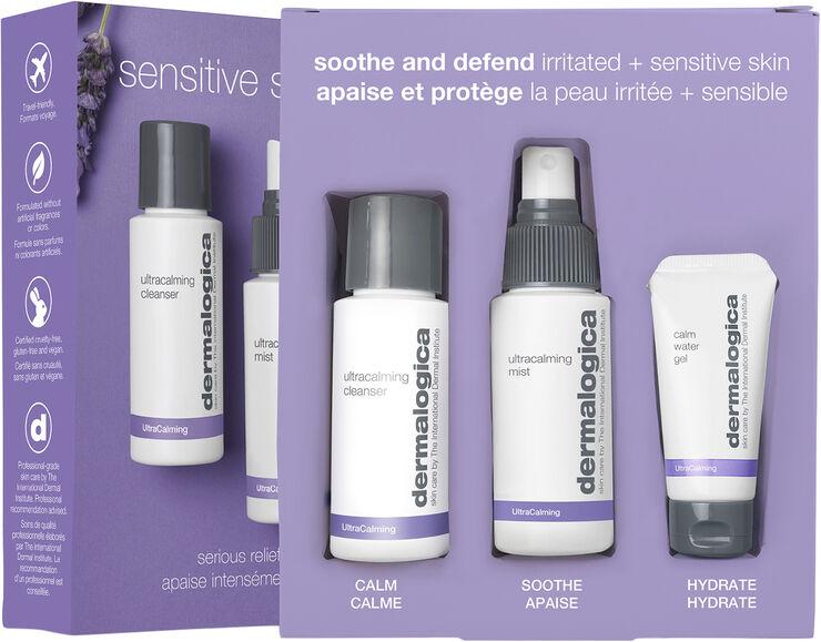sensitive skin rescue kit