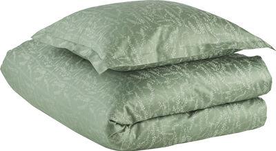 LEAF VINE bed linen, Thyme Green