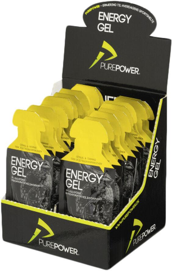 Energy Gel Citrus-té  40 g 18 stk.
