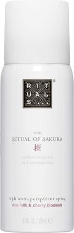 The Ritual of Sakura Anti-Perspirant Spray 150 ml.
