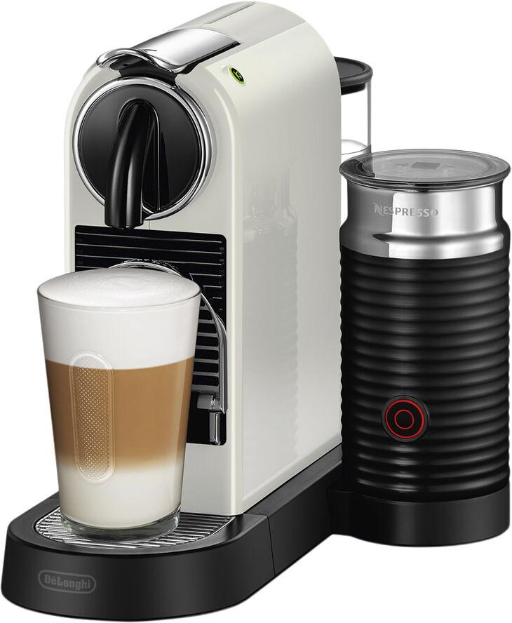 Nespresso® Citiz & Milk coffee machine by Delonghi®, White