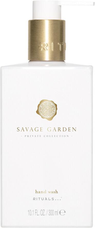 Savage Garden Hand Wash
