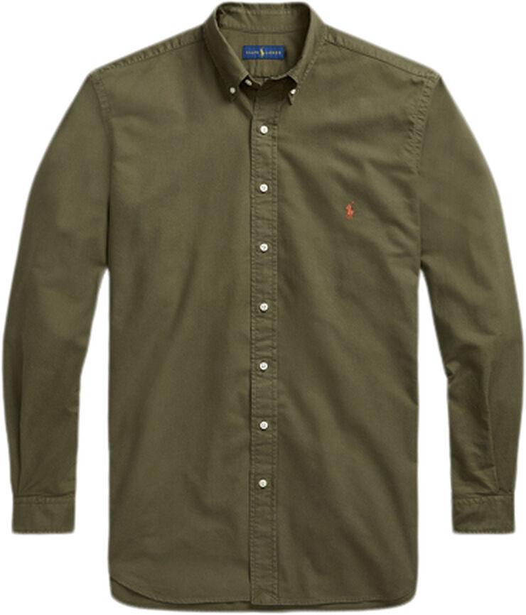 Custom Fit Oxford Shirt