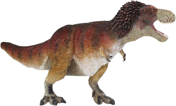 Fjerrig t-Rex