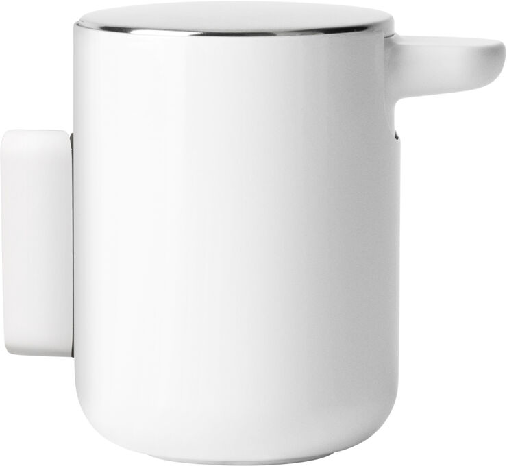 Soap Pump, Wall, White