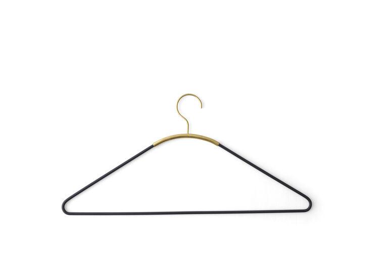 Ava Hanger, Black/Brass