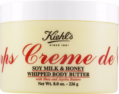 Creme de Corps Soy Milk & Honey Whipped Body Butter 226 g.
