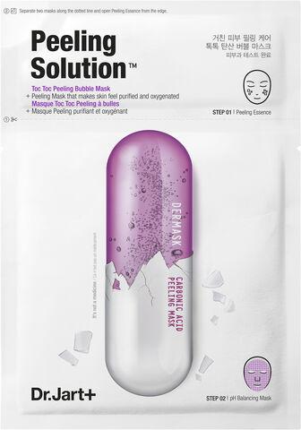 Dermask Peeling Solution™ - Peeling Bubble Mask