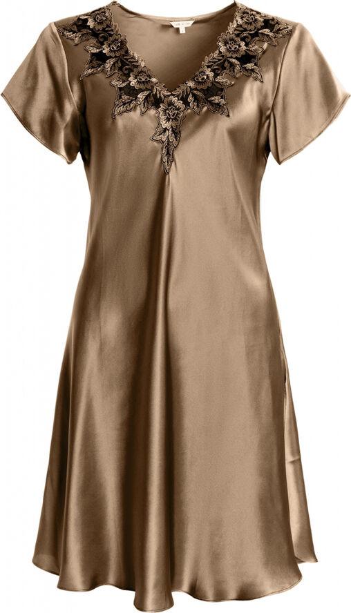 Pure Silk - Nightdress de Luxe